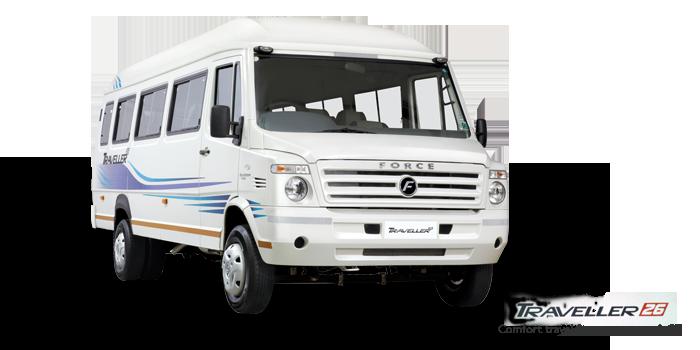 Hindustan Motors RTV Passenger Bus Base