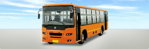 Hindustan Motors RTV School Bus Base Ashok Leyland