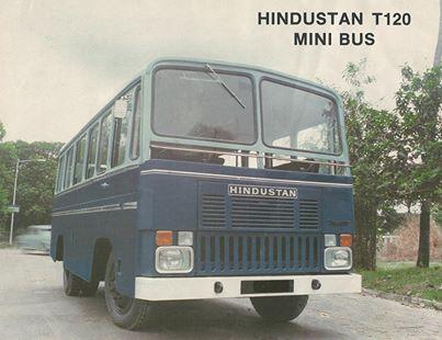Hindustan T120 Mini Bus