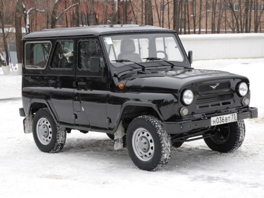 UAZ-469 new2