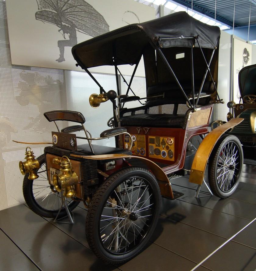 1898 Wartburg