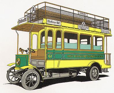 1908 Akkumulatoren-Omnibus