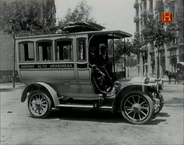1908 Hispano-Suiza 12-15 HP