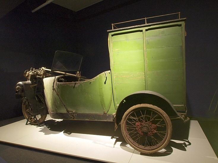1909 Phänomobil