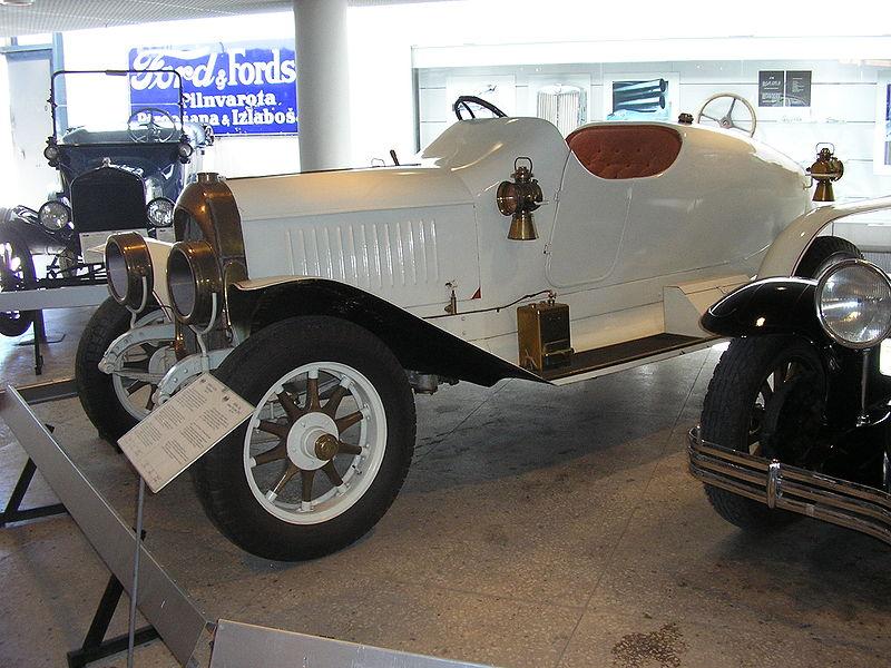 1914 Hansa G 12-36 Renntorpedo