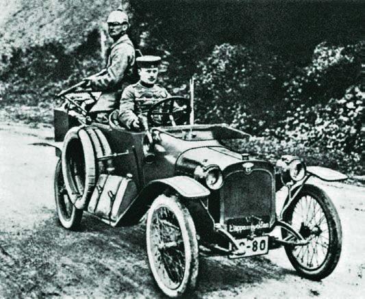 1915 Wanderer W1 Puppchen