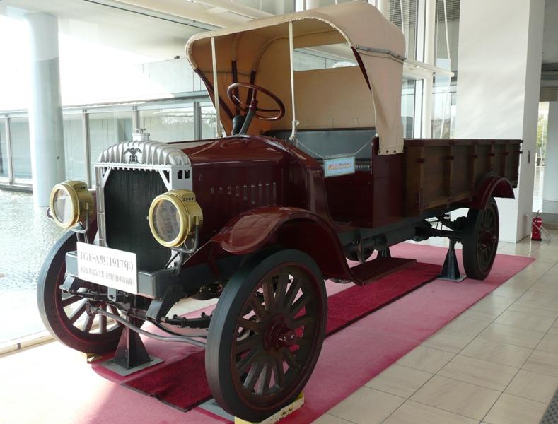 1917 Hino TGE-A