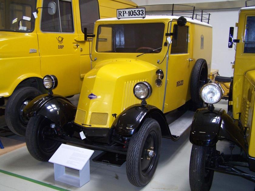 1923 Phänomen 4RL Heusenstamm