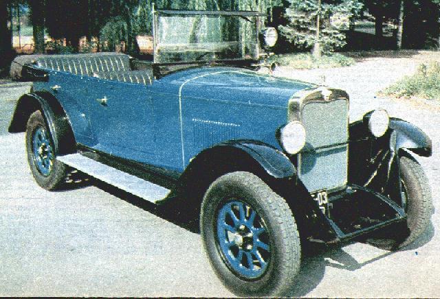 1926-30 Wanderer-W10 6-30 PS