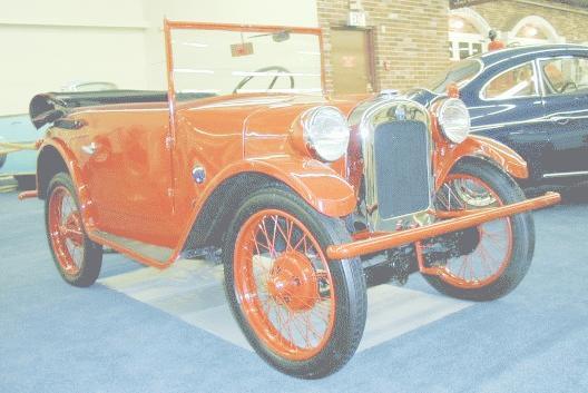 1926 Dixi Motorcities
