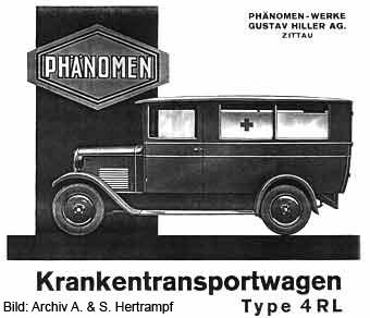 1927-28 Phänomen 4rl krankenw