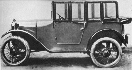 1927 BMW Dixi 1