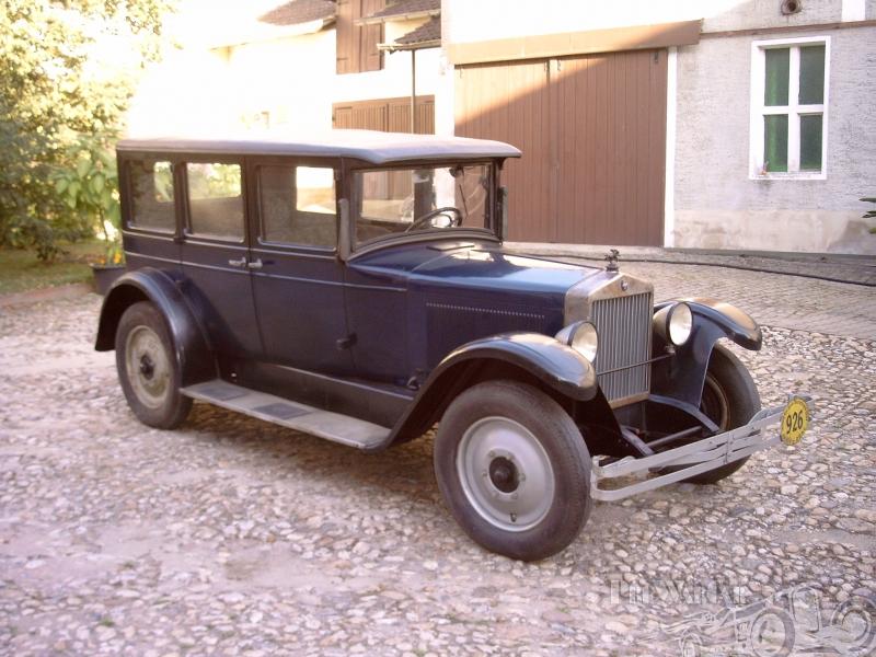 1927 Dixi DIXI 9 40 CYKLON