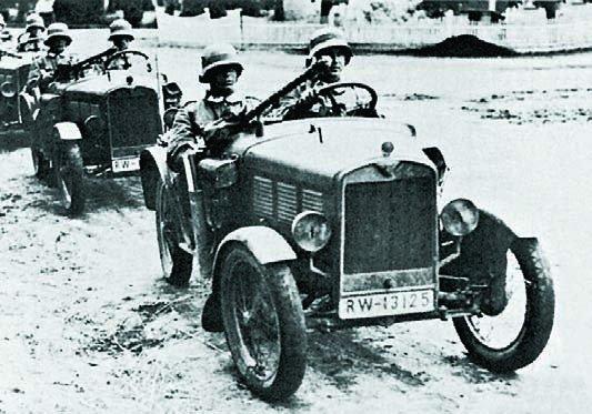 1928 Dixi 3-15PS