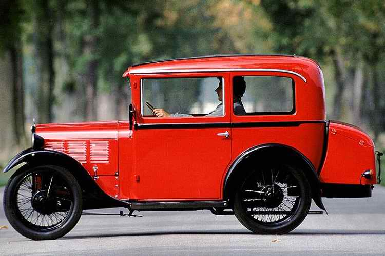 1928 Dixi Bmw 315 и 502 Sport 328