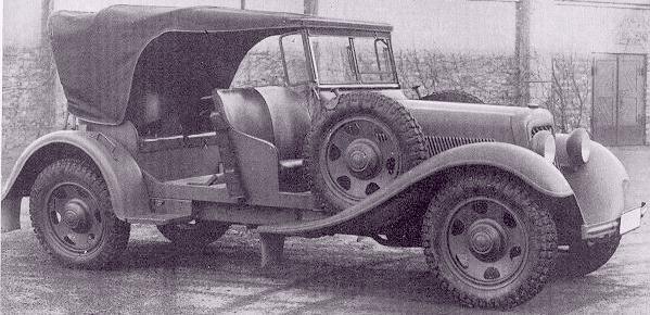 1928 Wanderer-W11 (3,0 Liter)