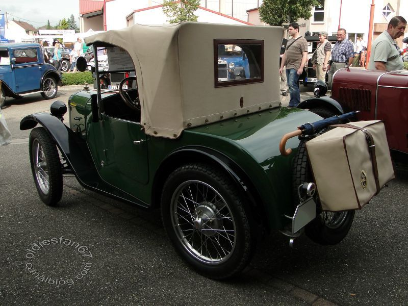 1929 Bmw 3-15 da4 coupe