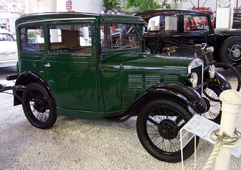 1929 BMW Dixi DA2