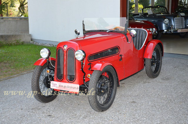 1929 BMW DIXI IHLE