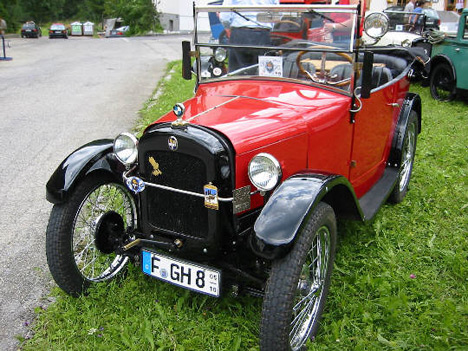 1929 Dixi 3 15 Ps