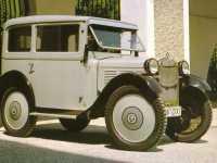 1930 BMW 3-15 limousine (DA 2)