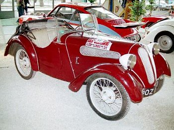 1930 BMW 3-15 Wartburg (DA 3)