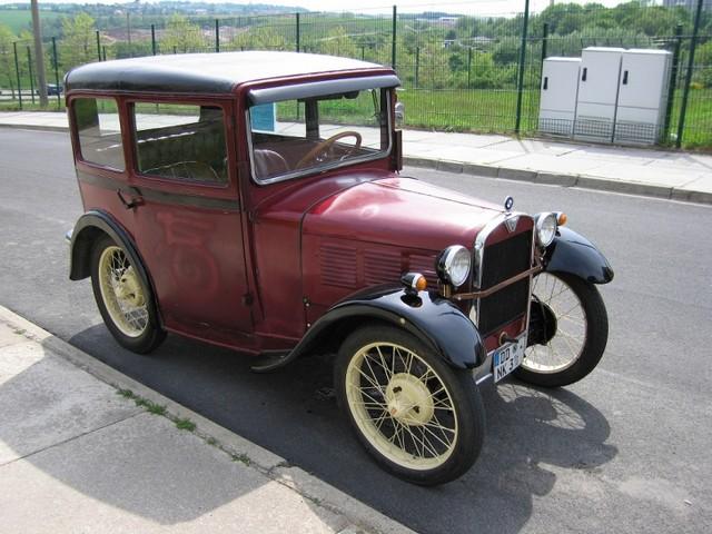 1930 BMW-Dixi-DA2