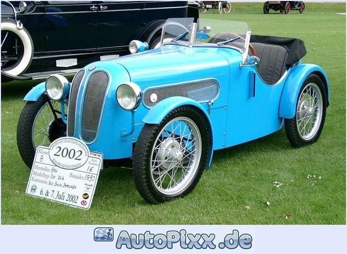 1930 bmw-dixi sport