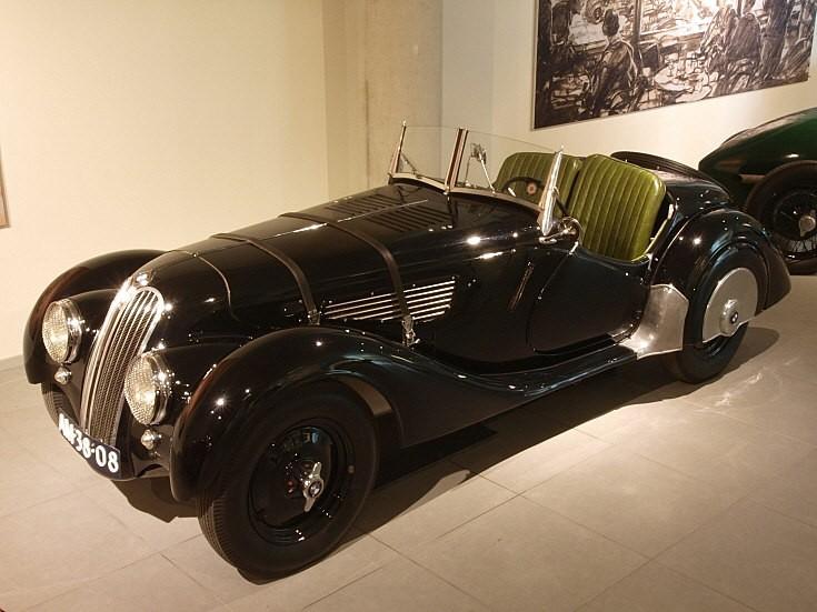 1930 BMW sports car b