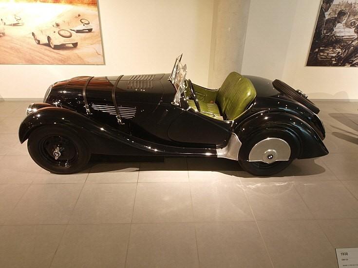 1930 BMW sports car