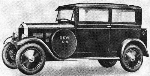 1930 Dkw 4-8lim