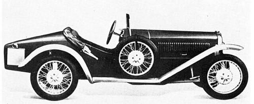 1930 Dkw ps600