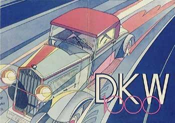 1931 Dkw 1000-31