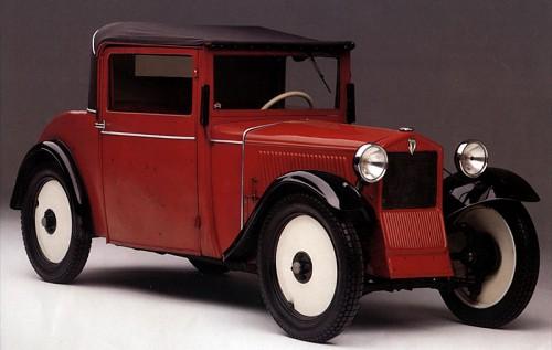 1931 Dkw f1 coach
