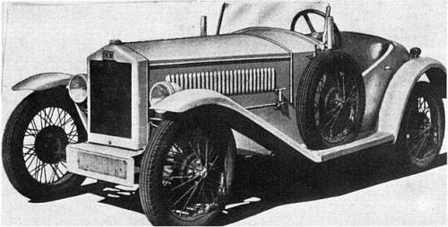 1931 Dkw ps600 sportwagen