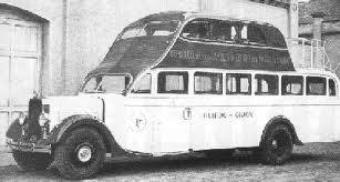 1931 Viajera imperial Hispano-Suiza sobre chasis de camión T69