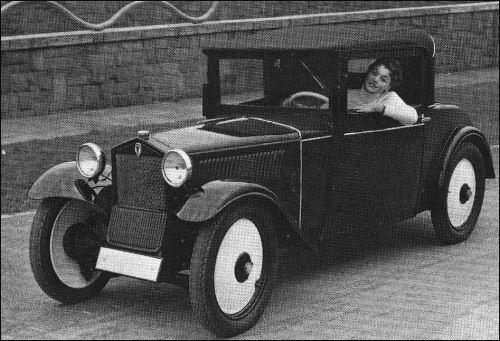 1932 Dkw fa600 cablim