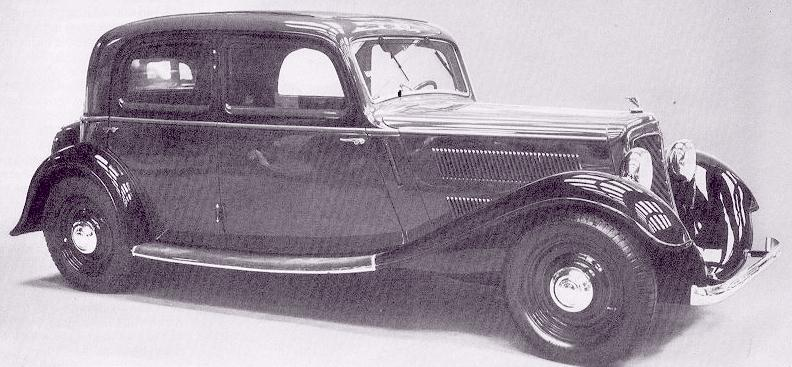 1933-34 Wanderer-W21 Horn