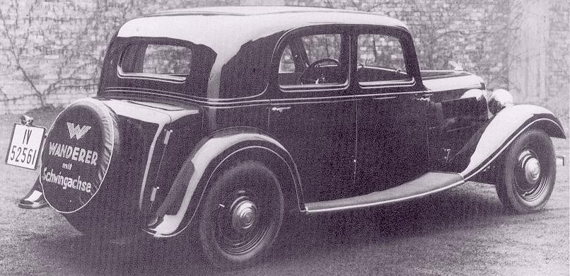 1933-34 Wanderer-W21