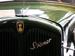 1933 Framo FP 200 Stromer
