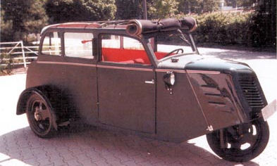 1933 Framo kombi