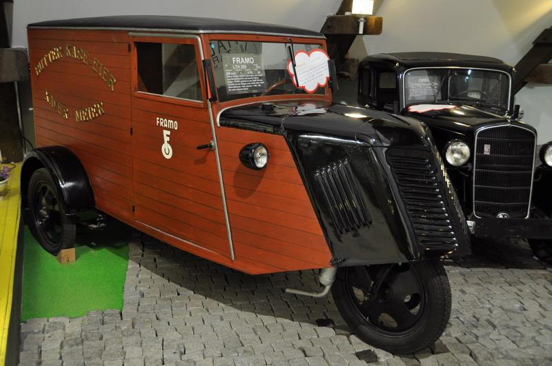 1933 Framo LTH200