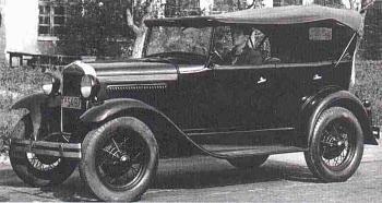 1933 Gaz a