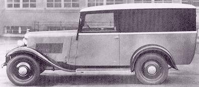 1933 Wanderer-W17