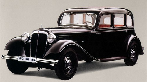 1934 Audi  uw
