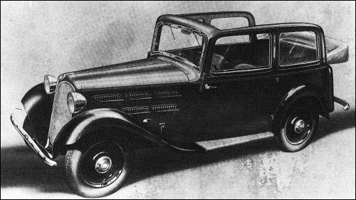 1934 BMW 303