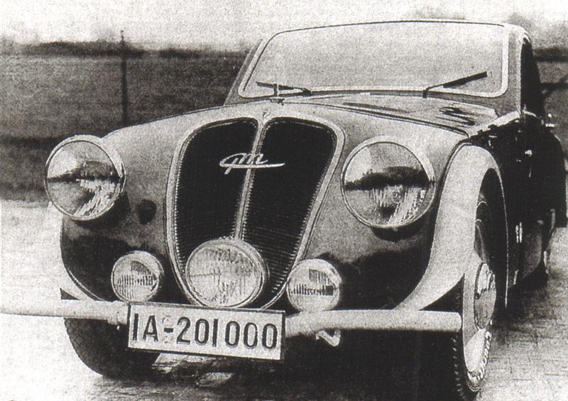1934 DKW GM Bi-Motor 1