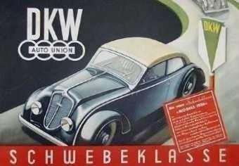 1934 Dkw schwebeklasse