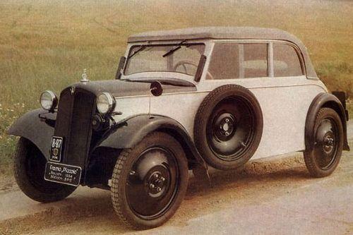 1934 Framo piccolo300