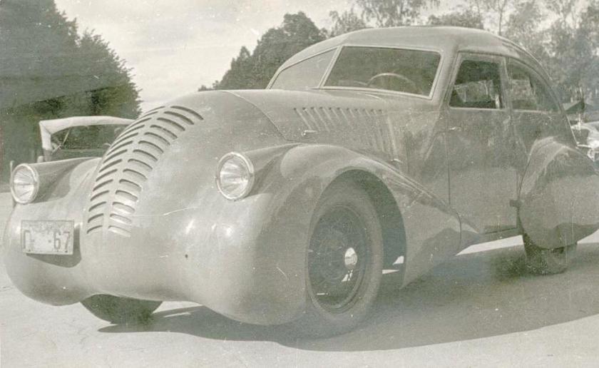 1934 gaz Aero